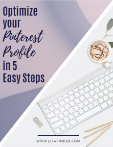 Optimize your pinterest profile in 5 easy steps
