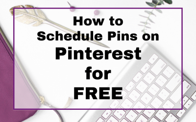 How to Schedule Pins on Pinterest for Free