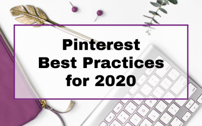 Pinterest Best Practices for 2020