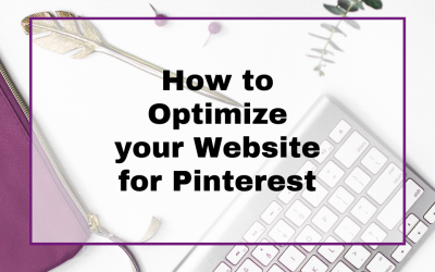 How to Optimize your Website for Pinterest