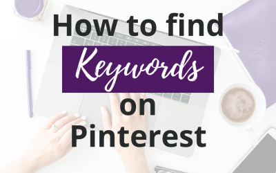 How to Find Keywords for Pinterest SEO